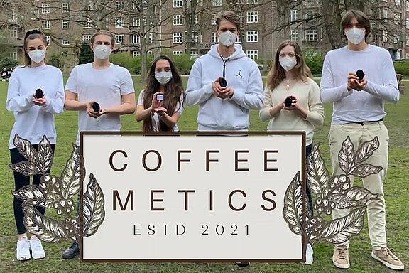 Coffeemetics, Gymnasium Eppendorf, Hamburg